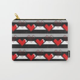 8-Bit Love Carry-All Pouch