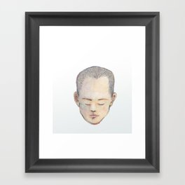 whoever Framed Art Print