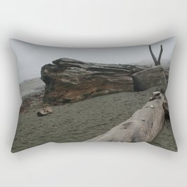 She's Looking Your Way Rectangular Pillow