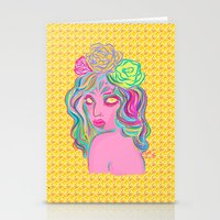 avatar Stationery Cards featuring Avatar by Hannah  Aryee