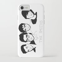 smiths iPhone & iPod Cases featuring The Smiths by ☿ cactei ☿