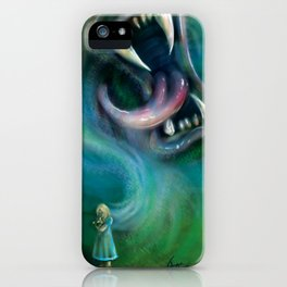 Alter Ego iPhone Case