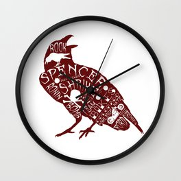 The Jana Design Wall Clock