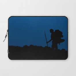 The Route Less Travelled Laptop Sleeve