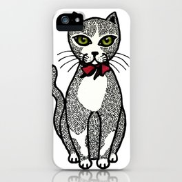 Looking for a lovey kitten iPhone Case