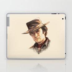 Clint Eastwood tribute Laptop & iPad Skin