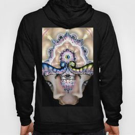Twin Flames Dancing (with digital POP) Hoody