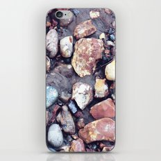 stones and sand iPhone & iPod Skin