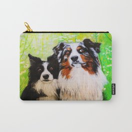 Two friends. Carry-All Pouch