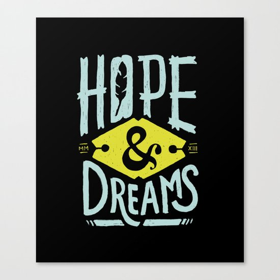Hope and Dreams Canvas Print