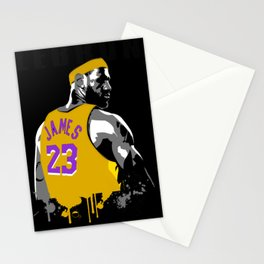 King of Los Angeles Stationery Cards