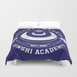 Senshi Academy Duvet Cover