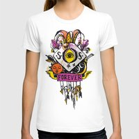 tatoo T-shirts featuring Forever. Tatoo by mayina