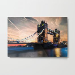 London - Tower Bridge Metal Print