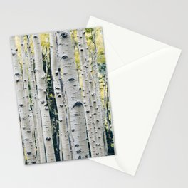 WOOD 19 Stationery Cards