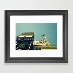 coop Framed Art Print