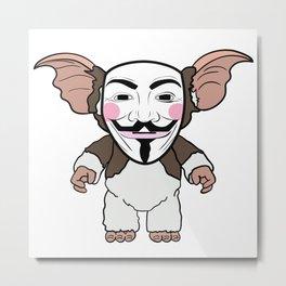 Mogwai Vendetta Metal Print