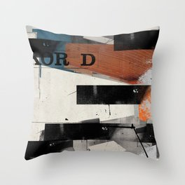 Conductor's Heaven Throw Pillow