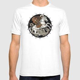 Sic Semper Draconis T-shirt