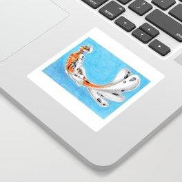 Seaking Merman Sticker