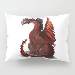 Challenger Lone Dragon Abstract Pillow Sham