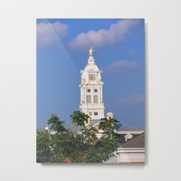 Henry County Courthouse (I) Metal Print