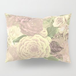 English rose Pillow Sham