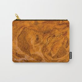 Natural Stone Art-The Cistern, Gold Butte, NV Carry-All Pouch
