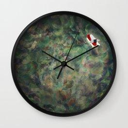 Rocket Ship Wall Clock