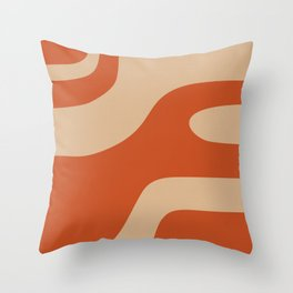 Bas Relief #3 Throw Pillow