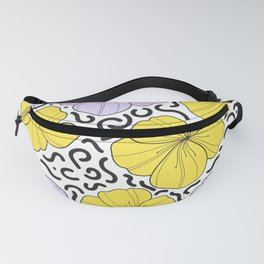 Floral dream Fanny Pack