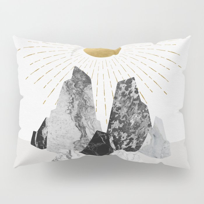 Rock Formation No.2 Pillow Sham