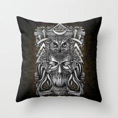Winya No. 61 Throw Pillow