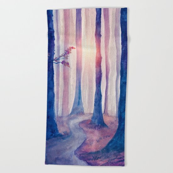 Track 18: Spirit of the Forest c.o. Beach Towel