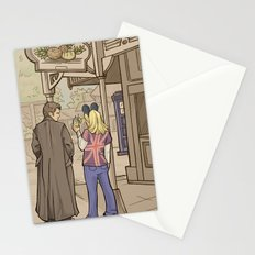 Side Trip Stationery Cards