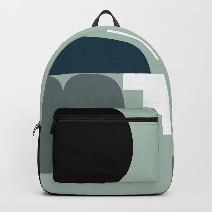 Shape study #19 - Stackable Collection Backpack