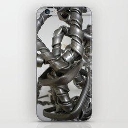 Unnatural Order iPhone Skin