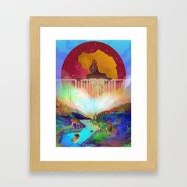 Cradle of Joy Framed Art Print