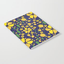 Pinwheels and lemons Notebook