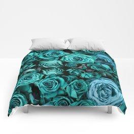 Le Vie En Rose Comforters