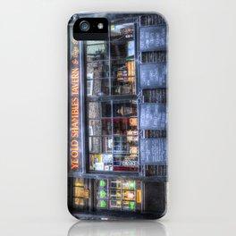 Ye Old Shambles Tavern York iPhone Case