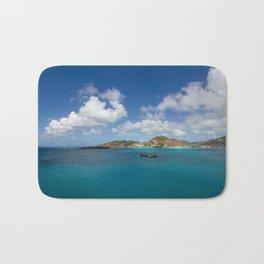 Carribbean Cove Bath Mat