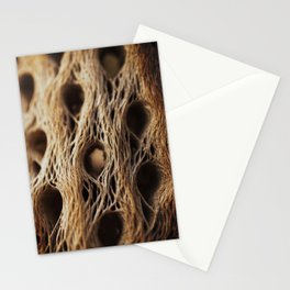 Fire Cholla Skeleton Stationery Cards