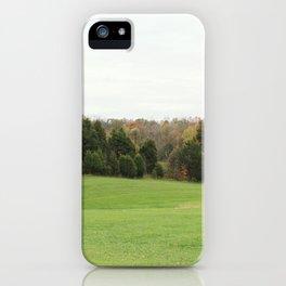 Kentucky Fields Photography iPhone Case