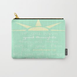 Roald Dahl Quote Carry-All Pouch