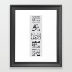 Gamer 2 Framed Art Print