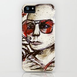 The Weird Turn Pro iPhone Case