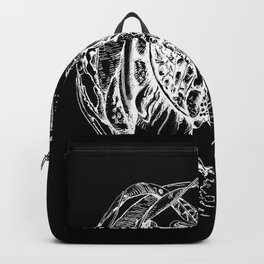 Heart of Chaos negative Backpack