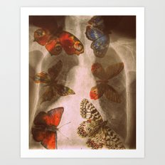 Experiment 3: Mutation Art Print