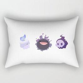 BooOooOoOO Rectangular Pillow